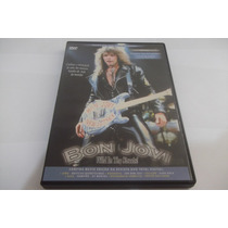 Dvd - Bon Jovi - Wild In The Streets! - Lacrado - Raro