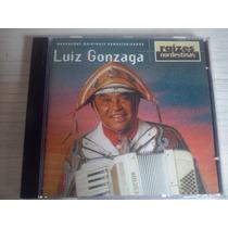 Cd Luiz Gonzaga-raízes Nordestinas Ótimo !