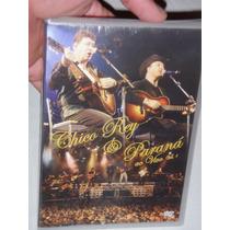 Dvd Chico Rey E Paraná - Ao Vivo Vol 1 - Lacrado Original