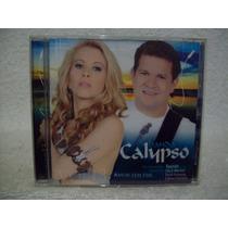 Cd Banda Calypso- Amor Sem Fim- Volume 13
