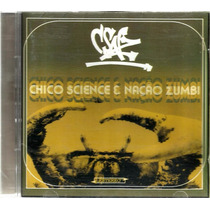 Cd Chico Science E Nação Zumbi Csnz Duplo