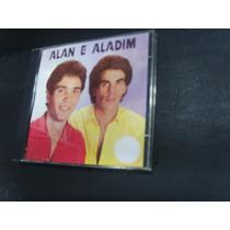 Cd - Alan E Aladim - Meu Companheiro