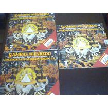 Lp Sambas Enredo Carnaval 89 , Grupo 1 A - Álbum Duplo