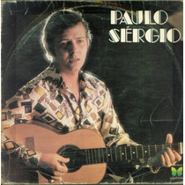 Lp Paulo Sergio - Vol 6 - 1972 - Copacabana