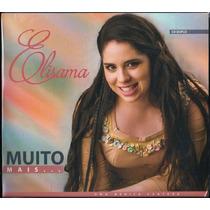 Cd Duplo Elisama - Muito Mais (cd + Playback)