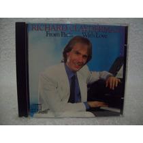 Cd Richard Clayderman- From Paris With Love- Importado