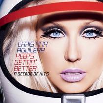 Cd Christina Aguilera - Keeps Gettin