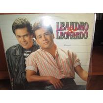 Lp Vinil Leandro E Leonardo 1992 Disco Mpb Sertanejo