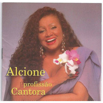 Alcione-profissão Cantora (raro)