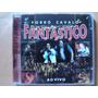 Forró Cavalo Fantástico- Cd Ao Vivo- 2000- Original!