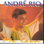 Cd - André Rio - Me Leva - R G E - 1996