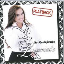 Playback Lauriete - No Olho Do Furacão | Frete Grátis