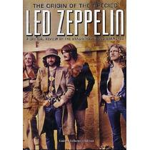 Led Zeppelin Dvd The Origin Of The Species Imp Novo Lacrado