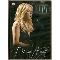Dvd Diana Krall - Live (original E Lacrado) The Look Of Love