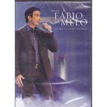 Dvd Padre Fabio De Melo - No Meu Interior Tem Deus