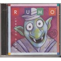 Cd Rumo - Quero Passear ( 2012 - Dabliu )