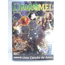 Limão Com Mel Turnê E Tome Amor 2004 Dvd Original Ótimo Esta