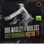 Cd Bob Marley Live Easy Skanking In Boston