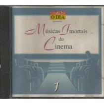 Cd Coleção O Dia Completa Músicas Imortais Do Cinema