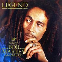 Bob Marley - Legend (novo E Lacrado)
