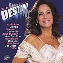 Cd- Senhora Do Destino - Trilha Sonora Da Novela - Lacrado