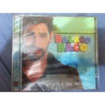Cd Novela Balacobaco Rede Record Novo E Lacrado