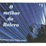 Box- O Melhor Do Bolero- Orquestra Sabor Latino- 5 Cds- Lacr