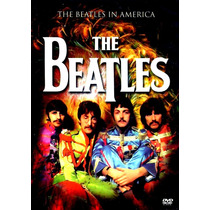 Dvd Beatles Live In America 1964 = Ed Sullivan Tv Ao Vivo 64