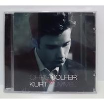 Cd Chris Colfer - Sings Kurt Hummel - Glee