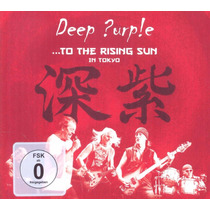 Cd/dvd Deep Purple To The Rising Sun (in Tokyo) {import}