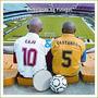 Cd Caju E Castanha - Embolando No Futebol