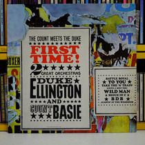 Duke Ellington And Count Basie - 2 Great Orchestra- Lp Vinil