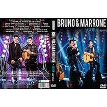 Bruno & Marrone Dvd Agora Ao Vivo