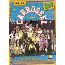 Dvd+cd Carrossel Especial Astros - Melhores Momentos - Novo