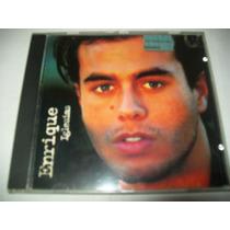 Cd Enrique Iglesias - Enrique Iglesias 1996* Fotos Reais