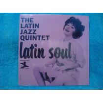 The Latin Jazz Quintet - Latin Soul - Lp Importado