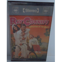 Fita K7 Ray Conniff-laughter In The Rain - By Trekus Vintage