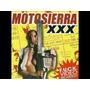 Cd Motosierra Xxx Novo Punk Rock Motorhead Ramones Hardcore