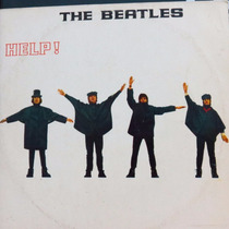 Lp The Beatles Help! Vinil Raro