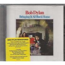 Cd - Bob Dylan - Bringing It All Back Home - Lacrado - Imp