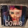 Cd Duplo David Bowie - Best Of [importado Da Inglaterra] Uk
