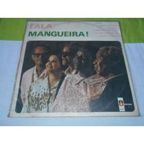 Fala Mangueira 1968 Lp Vinil Cartola Clementina De Jesus