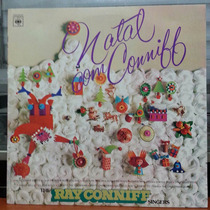 Ray Conniff - Natal Com Conniff - (lp)