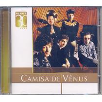 Cd Camisa De Vênus - Warner 30 Anos - Lacrado