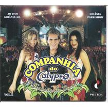 Cd Poster - Companhia Do Calypso - Volume 5 - Furacão Brasil