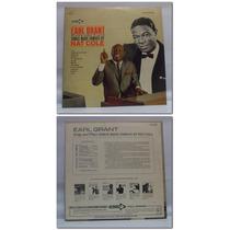 Vinil Lp Earl Grant Sings & Plays Songs By Nat Cole Itmedia