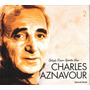 Cd Lacrado Charles Aznavour Colecao Folha Grandes Vozes