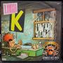Lp Vinil - Lord K - Gravado Aos Vivos (letras De Angeli)
