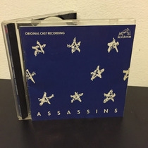 Assassins Original Cast Recording / Raro Importado De 1991