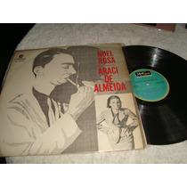 Lp - Raro - Aracy De Almeida - Canta Noel Rosa